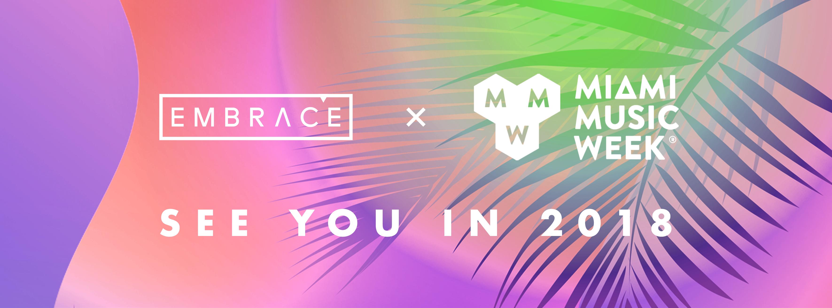 Miami Music Week 2017